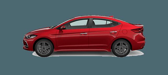 Elantra Sport Turbo 2018