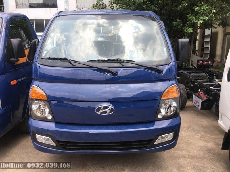 Hyundai Porter 1.5 tấn đông lạnh