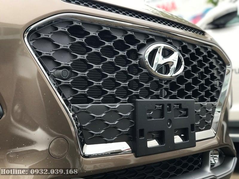 lưới tản nhiệt Hyundai Kona 2020 bản Turbo