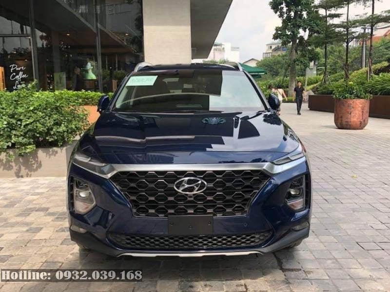 Hyundai Santafe 2020 đặc biệt máy dầu