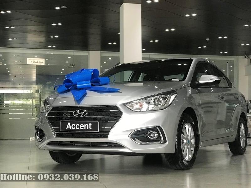 Hyundai Accnet 2019 màu bạc
