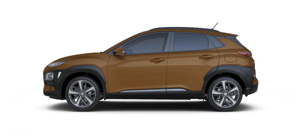 Hyundai Kona 1.6 turbo 2020