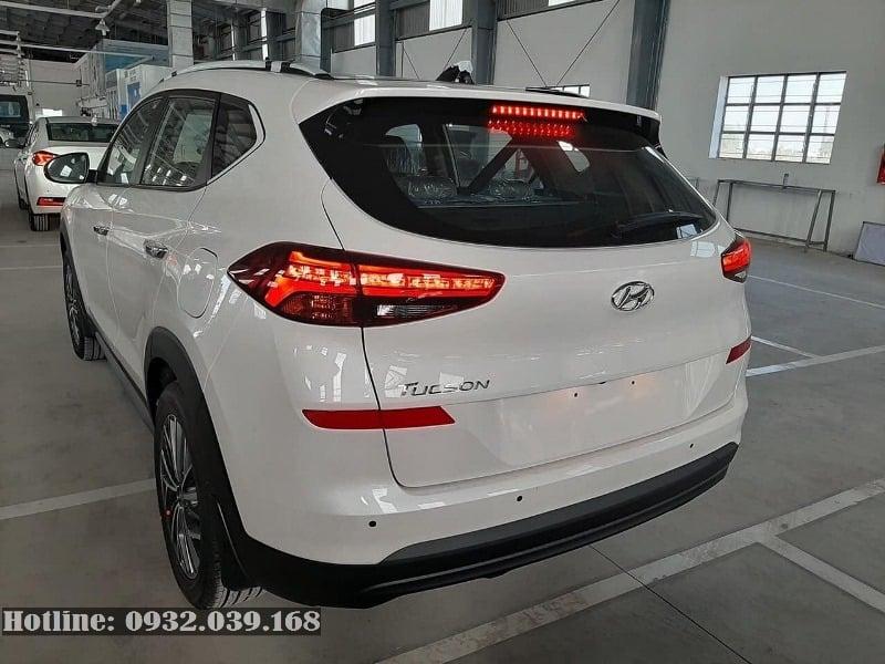 Hyundai Tucson 2019 màu trắng