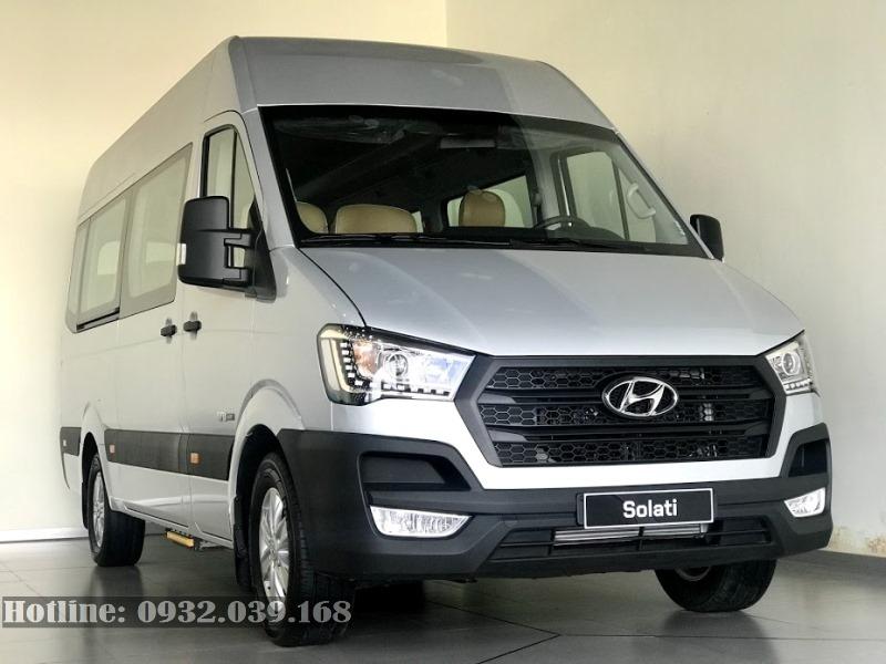Hyundai Solati 16 chỗ 2020 khuyến mãi