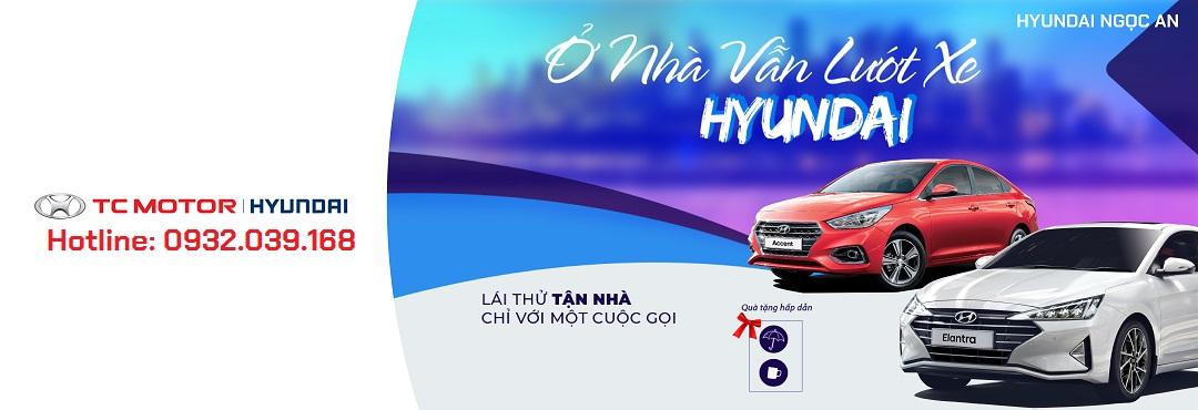 Ở nhà vẫn lướt xe Hyundai