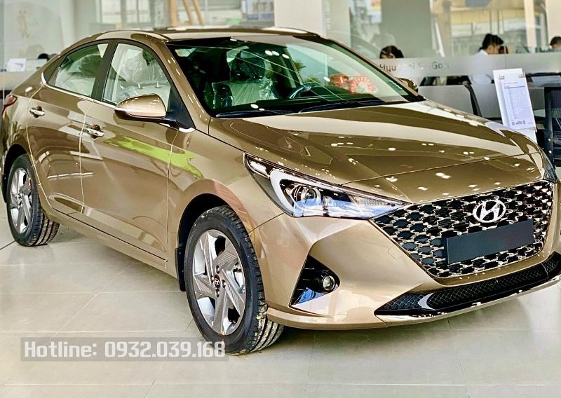 Xe Hyundai Accent 2021 bản đặc biệt